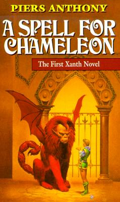 A Spell for Chameleon By Anthony, Piers