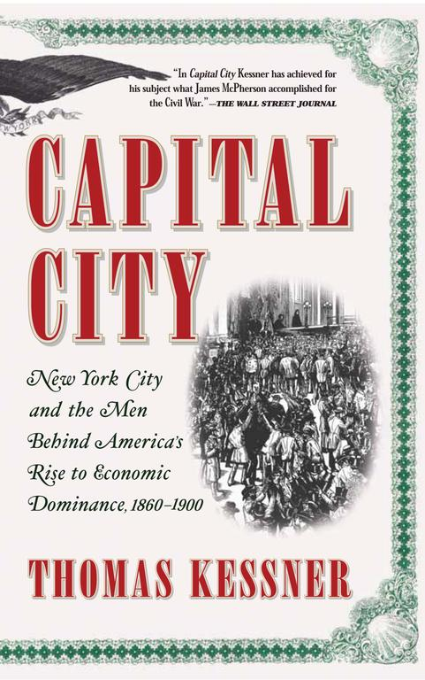 Capital City By Kessner, Thomas
