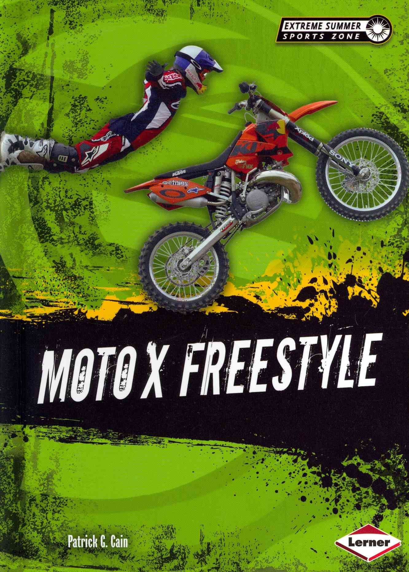 Moto X Freestyle By Cain, Patrick G.